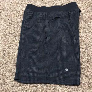 Lulu lemon men's shorts size M